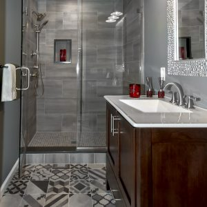 Trends in Bathroom Tile