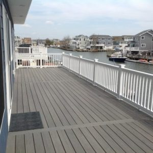 Ideal Materials for Decks and Porches in a Coastal Environment