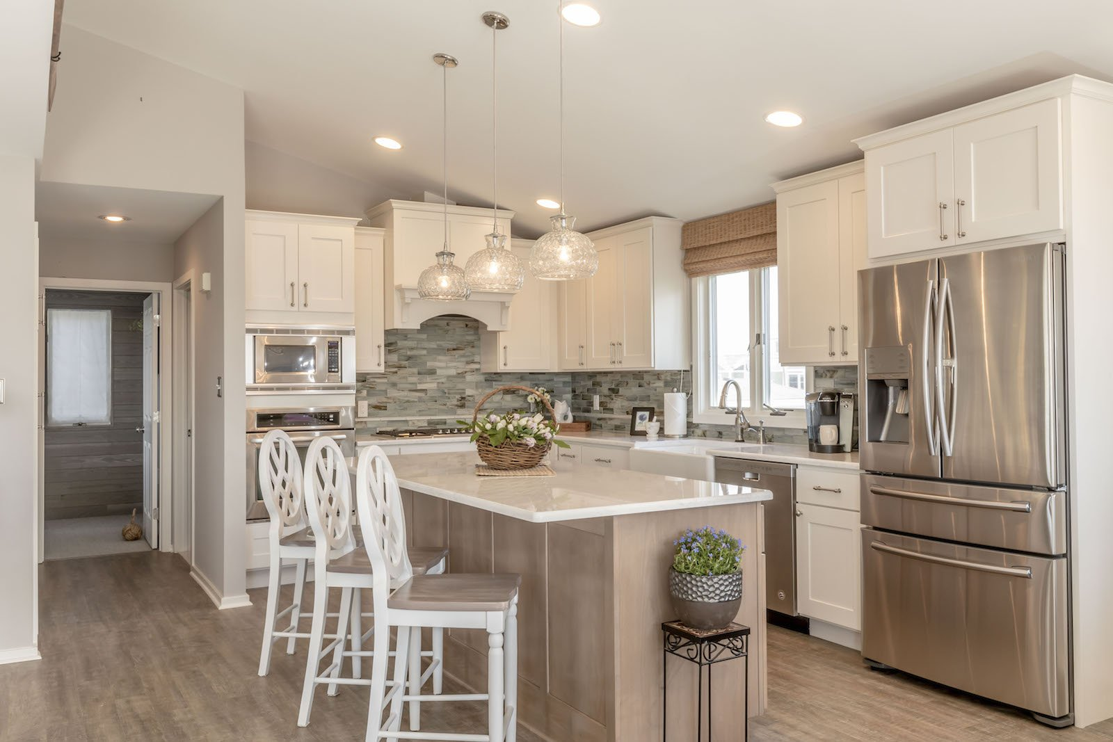 Beautiful Kitchen Remodel- Harvey Cedars, New Jersey