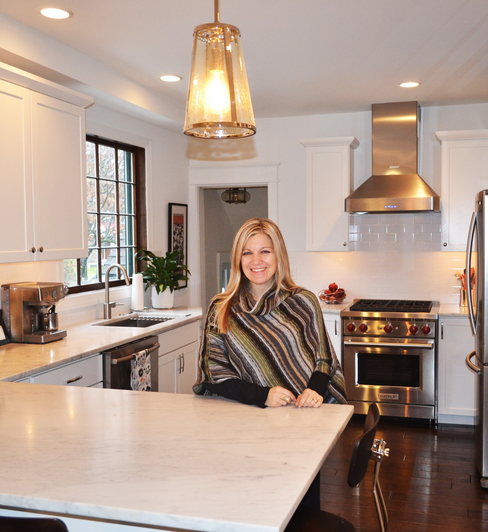 Featured Project: Haddonfield Kitchen Remodel