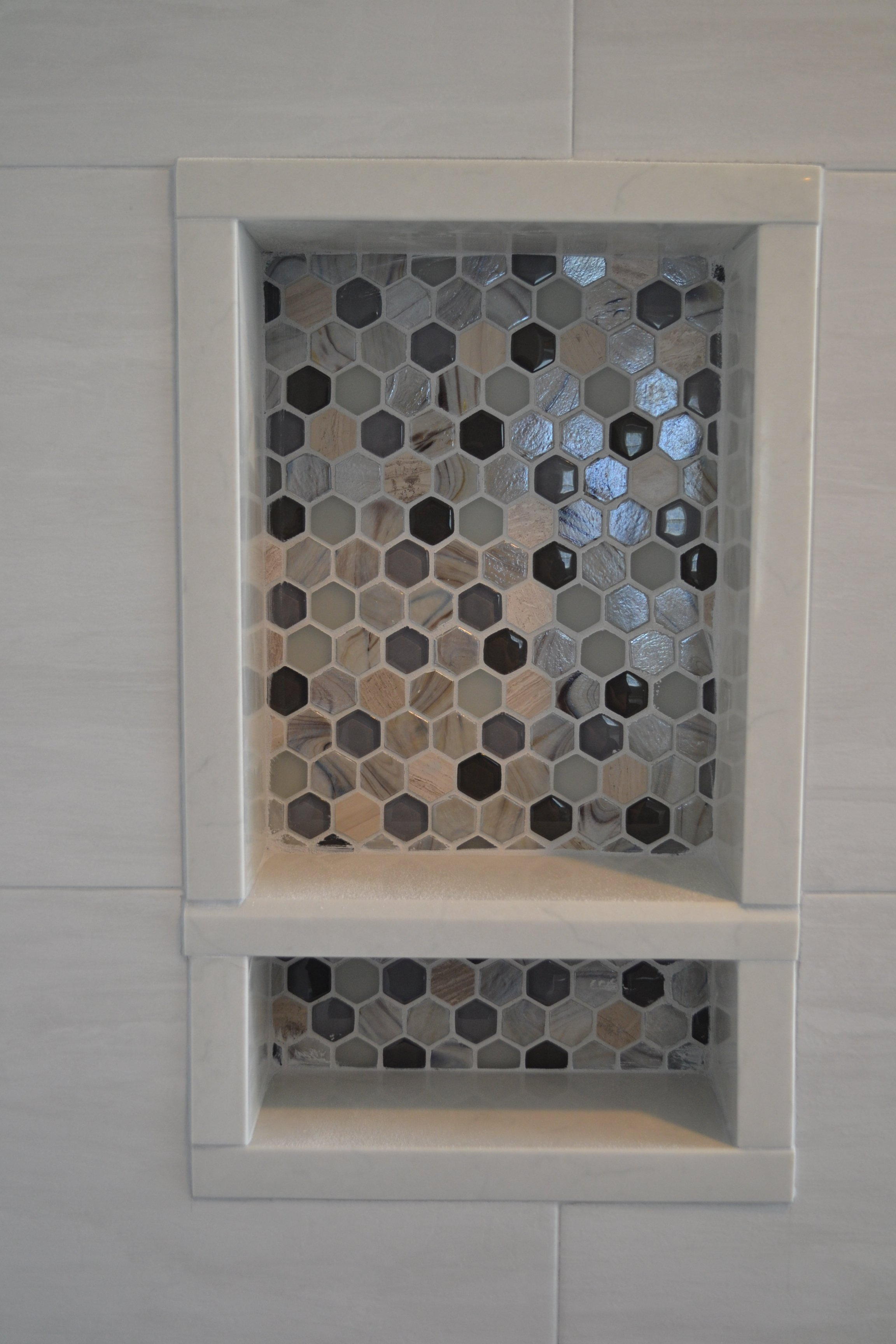 Shower Niches and Why You Need One – Under Construction Builders, LLC