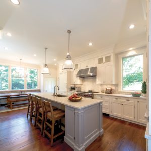 Expansive Kitchen Addition – 1894 Haddonfield Home