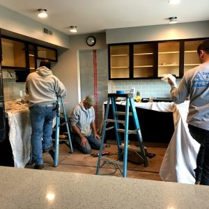 Tips to Survive a Kitchen Remodel